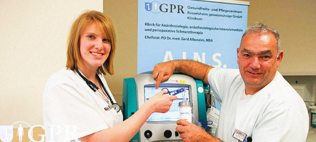 GPR Clinic introduces new procedure for sepsis therapy
